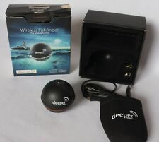 °°° deeper Fishfinder Wireless Fishfinder Echolot Sonar °°°