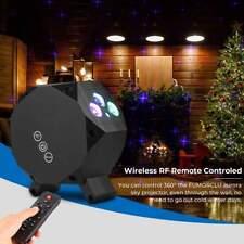 Laser Projektor Light Bühnenlicht RGB LED Party DJ Disco Lampe mit Fernbedienung