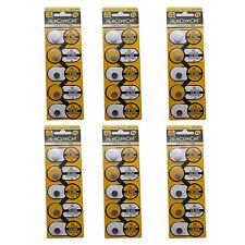 30pcs CR1025 5033LC Lithium Blister Pack 3V 3.0 Volt Coin Cell Battery eCoreCell