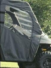 2010-14 Mid Size Polaris Ranger 400/500/570/EV/800 Black Soft Full Doors