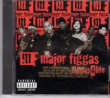 (DV914) Major Faggas, Figgas 4 Life - 2000 DJ CD