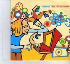 (DF303) Vida Blue, The Illustrated Band - 2003 DJ CD