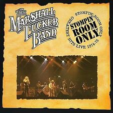 Marshall Tucker Band : Stompin Room Only (Unreleased Live Recor CD