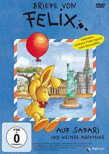 Briefe von Felix-auf Safari+Folgen+Bonus DvD Neu+in Folie(L3-753)