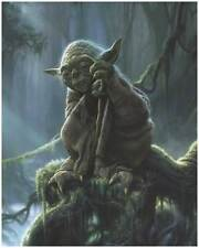 Star Wars Yoda Dagobah Empire Strikes Back 16x20 Poster Giclee Wall Print