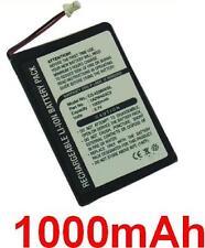Batterie 1000mAh type 1A2W423C2 A2X128A2 Pour Garmin iQue 3200
