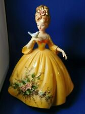 Large Josef Collectibles ~ Love Makes the World Go Round ~ Bluebird Of Happiness