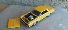 Amt?1965? Dodge Coronet built model car nicely done & ready for display/restore