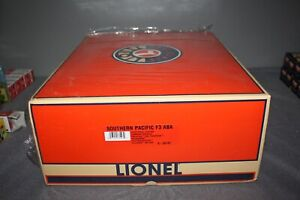 Lionel #6-38197 Southern Pacific F3 ABA, MOB!