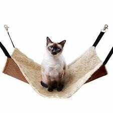 Joyelf Cat Hammock Bed Pet Cage Hammock, Hanging Soft Pet Bed for Kitten Ferret