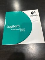 INSTALLATION GUIDE / SOFTWARE CD: Logitech Cordless Optical Mouse