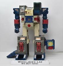 Fortress Maximus Headmaster - 1987 Vintage Hasbro G1 Transformers Action Figure