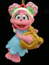 Abby Cadabby with Harp Christmas Tree Ornament Seseame Street New Holiday Gift