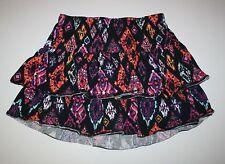 NUEVO Gymboree impresión Tropical capas falda Volante Pantalón Talla 6 años
