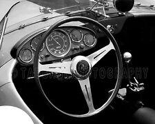 1958 Ferrari 250 TR Interior  Vintage Classic Race Car Photo CA-0259