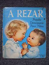 A Rezar Pequeno Devocionario Para Ninos To Pray Small Prayer Book 1955 Byi