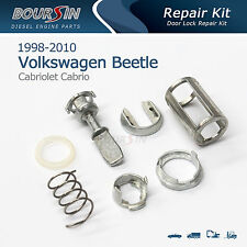 1998-2010, Volkswagen New Beetle Door Lock Cylinder Repair Kit. Long: 38.6mm