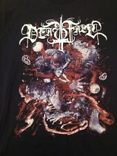 DEAD TO FALL Master Exploder T-SHIRT M Medium Metal Metalcore Rare Baby Explode