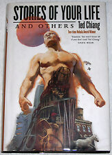 Ted Chiang Stories of Your Life and Others (ARRIVAL) HC 1st Edition 1st Print NF