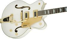 Gretsch G5422TG 2016 Electromatic Hollow Body with Bigsby Snowcrest White
