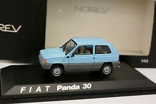 Norev 1/43 - Fiat Panda 30 Bleue