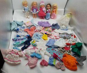 Simba, Shelly or Similar Dolls Clothes Bundle Plus Simba dolls & shelly type dol