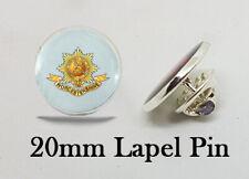 Worcestershire Regiment Lapel Pin