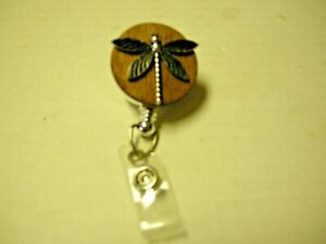 ID holder, Dragonfly Design By ID Avenue, Brown, Brand New
