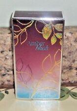 Bath & Body Works Amber Blush  2.5 OZ  Eau De Toilette EDT Perfume New In Box