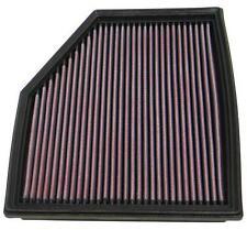K&N Hi-Flow Performance Air Filter 33-2292 fits BMW 5 Series 523 i (E60),525