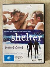 SHELTER DVD R4 AUS RELEASE