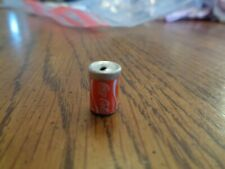 """1984 MINIATURE Doll House 1/2"""" Coke Can  Coca-Cola LOOK"""