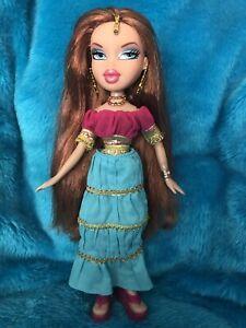 "Bratz Rare HTF Genie Magic Meygan 10"" Doll by MGA"