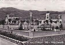 # GIOIA DEI MARSI: VILLA E PIAZZA COMUNALE   1962