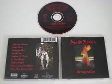 AGE OF HEAVEN/ARMAGEDDON(DION FORTUNE BN 466) CD ALBUM