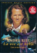 Andre Rieu: La vie est belle - Life is Beautiful. Color. 59 Minutes