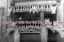 LC 115 - Butchers Shop, Leicester, Leicestershire - 6x4 Photo