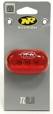 NiteRider TL 6.0 Bicycle Taillight LED Rear Light W/batteries