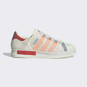 Adidas Superstar Craig Green Men's Athletic Off White/Bright Red FY5711 Sz 9