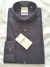 Ben Sherman Camisa Tailored Fit Negro Talla 42 , 16,5 + GRATIS DOGTAG NUEVO