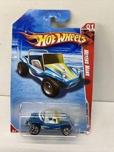 Hot Wheels Meyers Manx Walmart Exclusive. BF Goodrich Tyres. 2010.