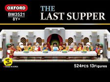 Oxford the Last Supper Brick for Mania Building Toy Jesus Apostles 524pcs BM3521