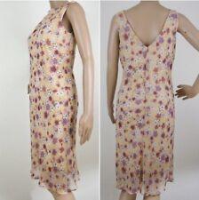 Faith Love Passion Spring Dress 6 FLP Sheer Lined V Back