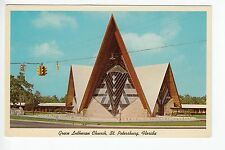 Chrome Grace Lutheran Church St Petersburg  Florida FL