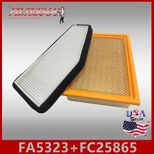 FA5323 FC25685 42385 49466 ENGINE & CABIN AIR FILTER: 2007-2008 ESCAPE & MARINER