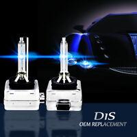 2X 35W D1S/D2R/D2S/D3S/D4R/D4S/D1R Car Xenon HID Bulb Auto Headlight Lamp 12V