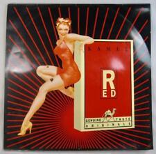 Kamel Red Cigarettes 1998 Illustrated Pin Up Girl Calendar Camel Tobacciana (O)