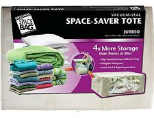 """Space Bag Stackable Vacuum-Seal Space-Saver Tote Size: 25.5"""" x 19.75"""" x 10.5"""""""