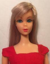 Blue Eyeliner Silver Blonde Twist 'N Turn TNT Barbie Doll Sheath Sensation