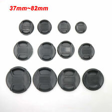 37mm ~ 82mm Snap-on Camera Front Lens Cap Cover Protector for Canon Leica Nikon